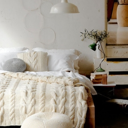 Knitted Decor and Home