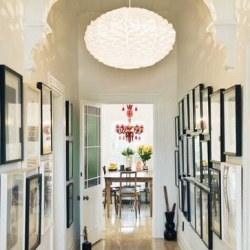 10 Hallway Decorating Ideas | dwellinggawker